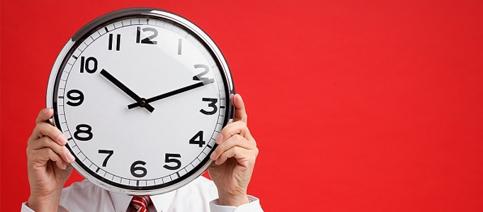 clock feat